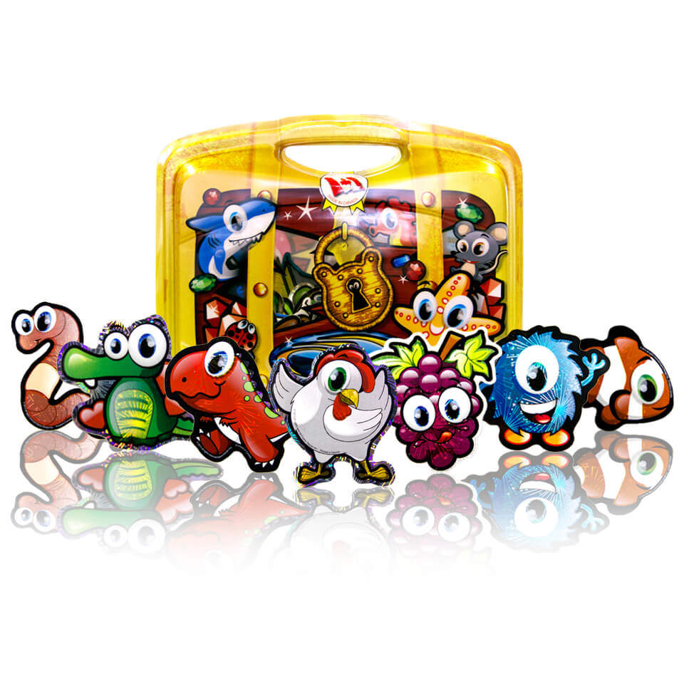 Treasure Chest – Tiny smileys