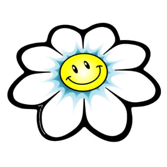 Tapis à souris - Fleur