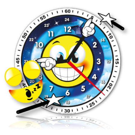 Grande horloge professeur