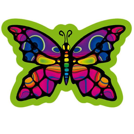 Tapis à souris - Papillon