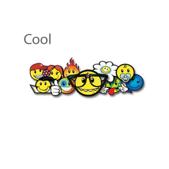 Autocollants - Cool