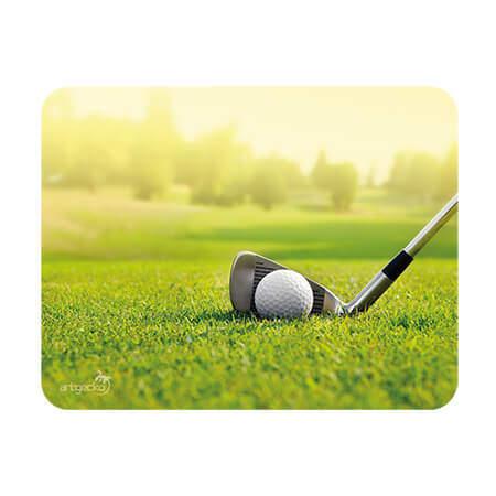 Adhesive mat and mouse pad – Golf