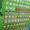 Dénombrement - Arbre aux 100 oiseaux