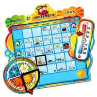 Ensemble calendrier scolaire