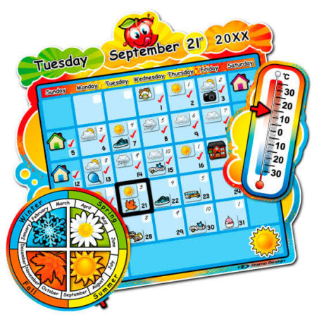The complete calendar kit