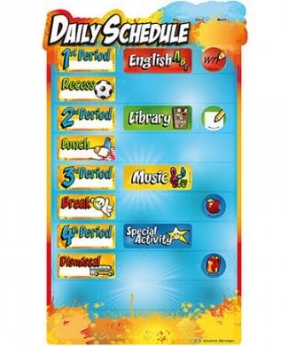 Daily Schedure