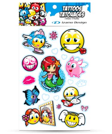 Tatouage princesses