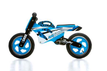 Vélos - motocross bleu