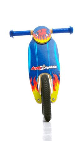 Vélos - scooter bleu