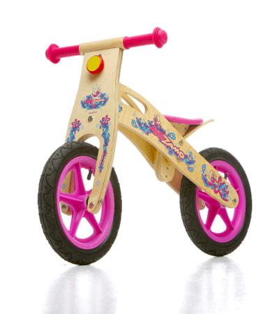 Vélos - bois rose