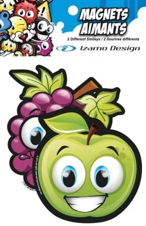 Aimants fruits