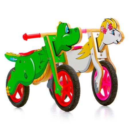 Vélo d'équilibre / Draisienne – Cavalier