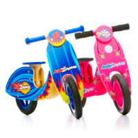 Vélo d'équilibre / Draisienne – Scooter