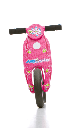 Vélos - scooter rose
