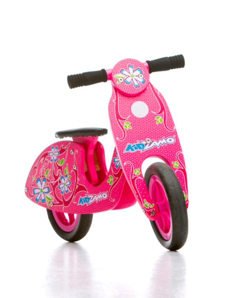 Vélos - scooter rose