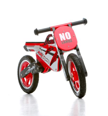 Vélos - motocross rouge