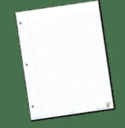Teaching sheets