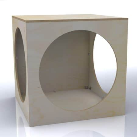 Reading cube
