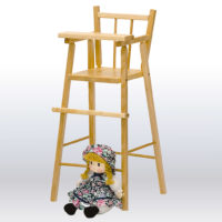 Doll Highchair