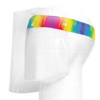 Protective Visor – Tie Dye