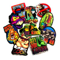 Stickers – Funky