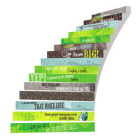 Adhesive Stair Riser Decals – Philosophical Collection